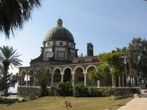 Mt of the Beatitudes