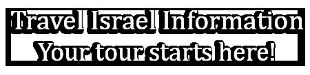 Travel Israel Information