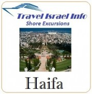 shore excursion logo Haifa